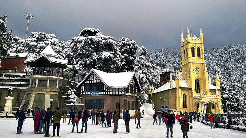 Spend an Excellent Winter Vacation at These Places of India
