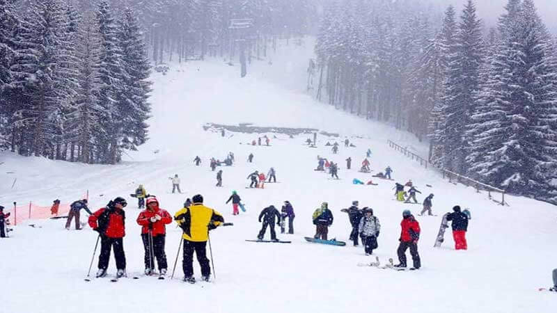Best Travel Places In India In Winter Time