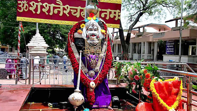 Image result for Shani Shingnapur