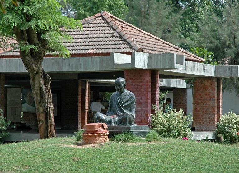 reasons to visit Ahmedabad ... Gandhi's Birth Place - Sabarmati Ashram is a famous place in Gujarat that is also popular as Satyagraha Ashram and Gandhi Ashram