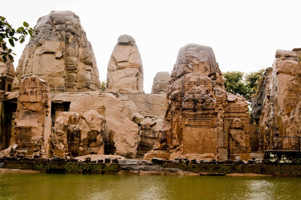 11 of the Most Famous Rock Cut Temples and Architectures in